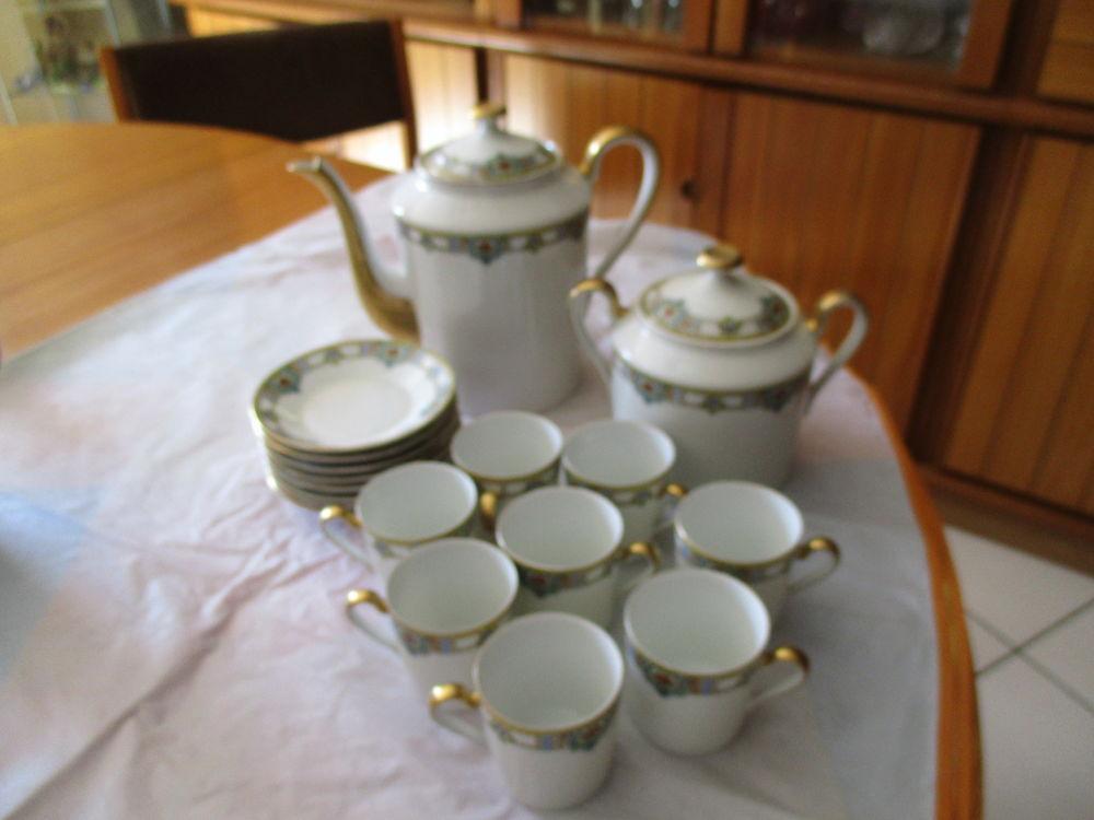 Service à café porcelaine de Limoges 40 Colomiers (31)