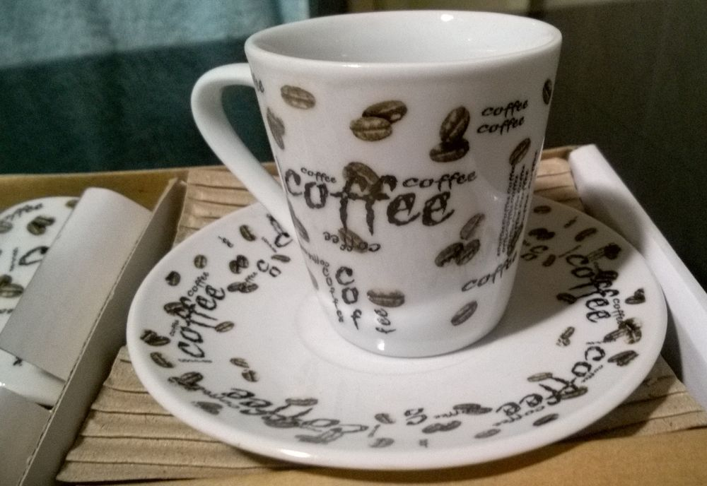 Service à café 6 tasses 5 Garges-lès-Gonesse (95)