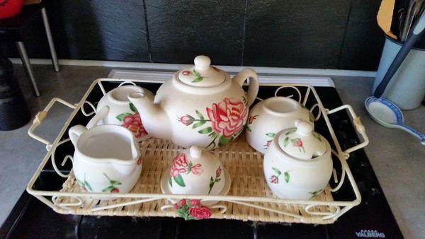 service à thé ou café 10 Sainte-Marthe (27)