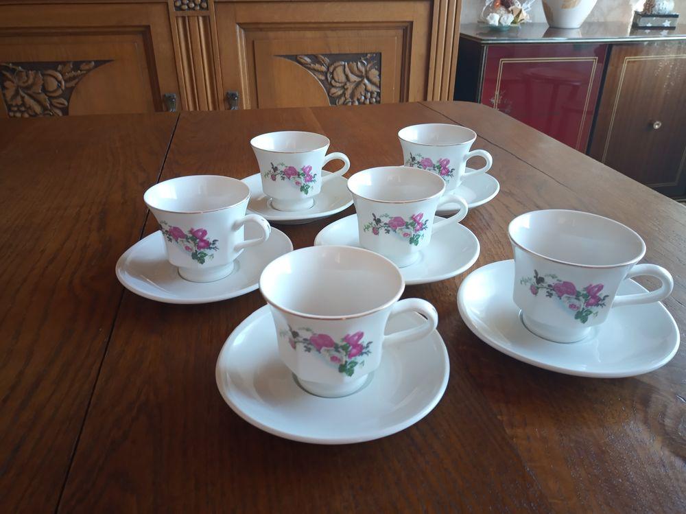 Service à café 5 Saint-Vallier (71)