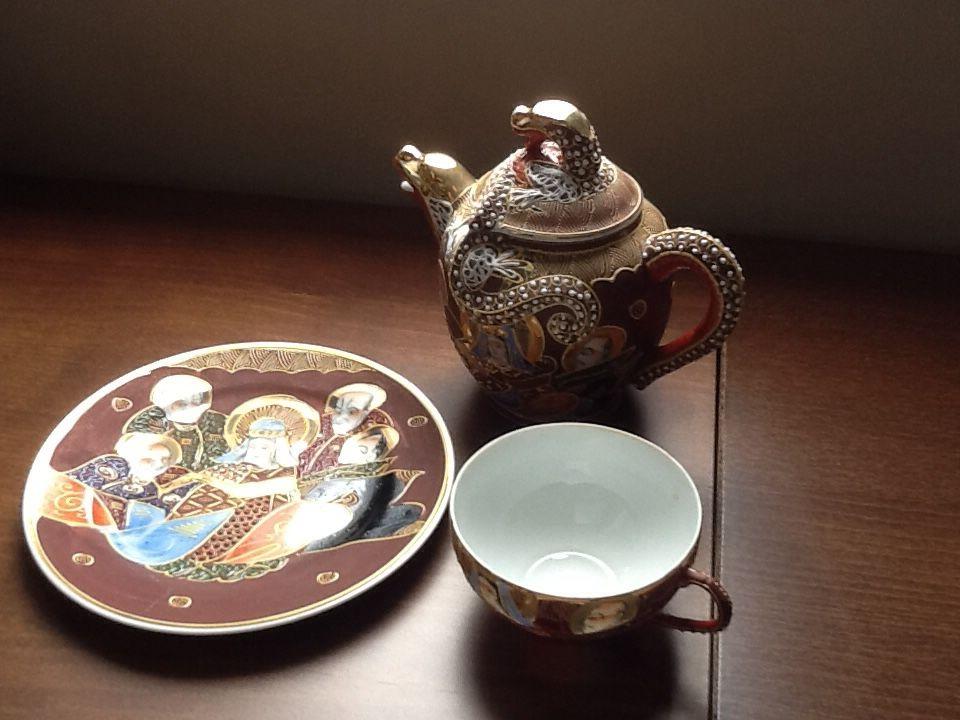 service à thé chinois 100 Maurepas (78)