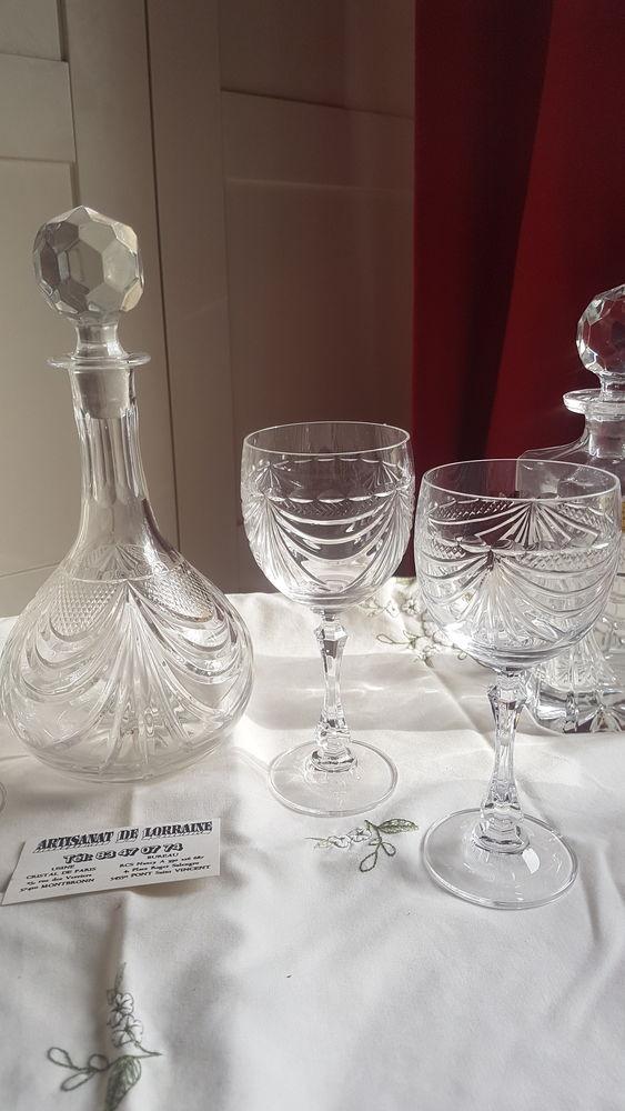 service cristal de lorraine 80 Martigues (13)