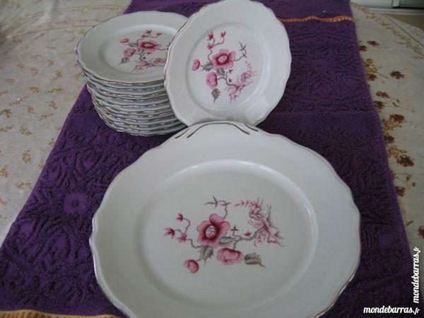 Service à gâteaux porcelaine de lourioux 30 Corbeil-Essonnes (91)