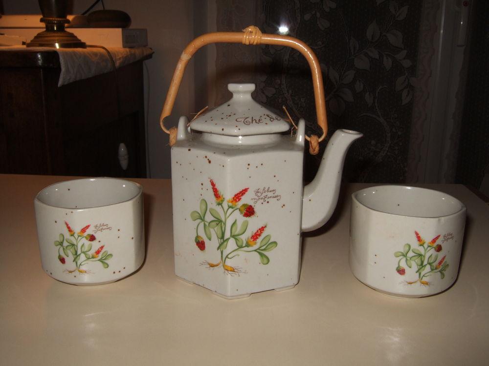 Service à thé en grès duo (neuf) 9 Triel-sur-Seine (78)