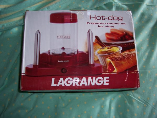 SERVICE A HOT-DOG LAGRANGE NEUF 35 Challans (85)