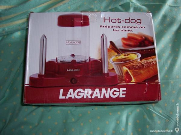 SERVICE A HOT-DOG LAGRANGE NEUF 40 Challans (85)