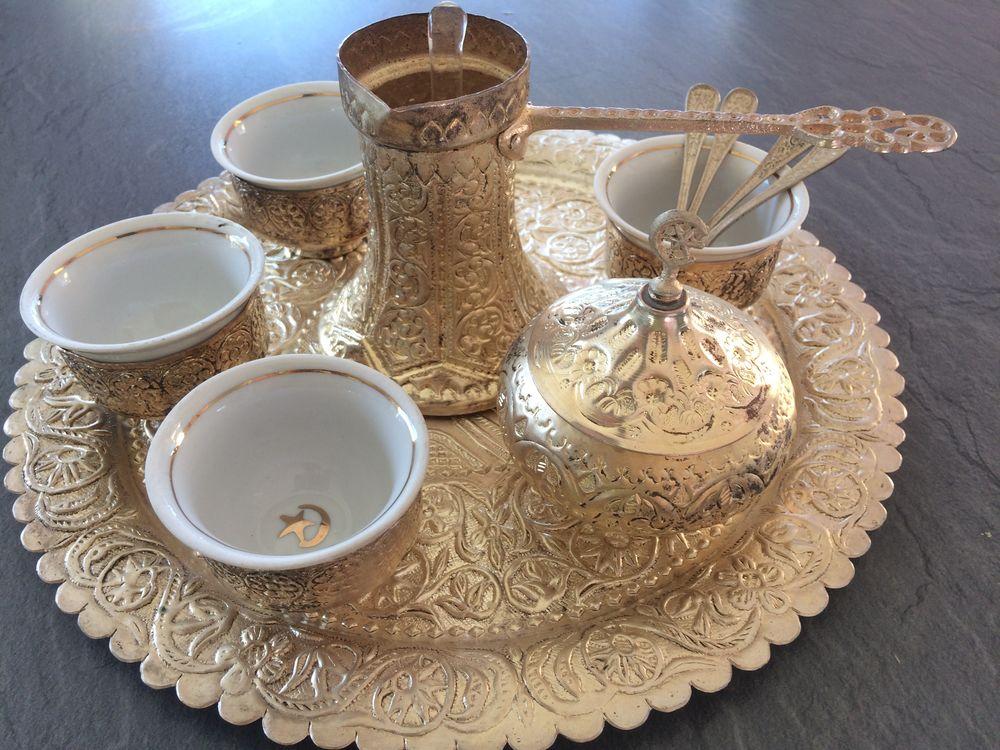 Service à thé metal argenté 40 Saint-Martin-d'Uriage (38)