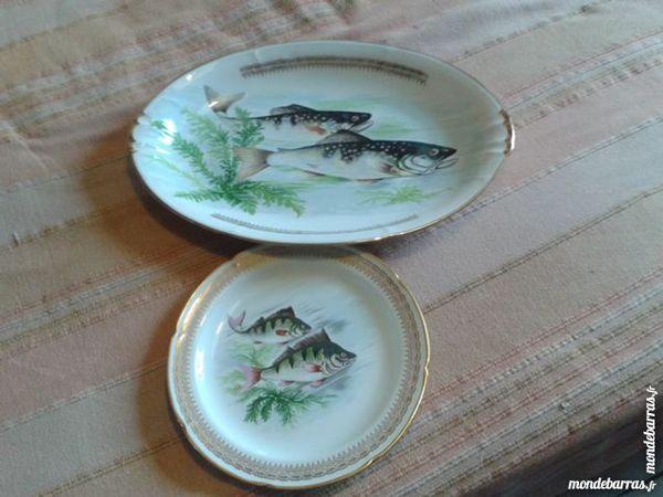 Service poisson en porcelaine 99 Plan-d'Orgon (13)