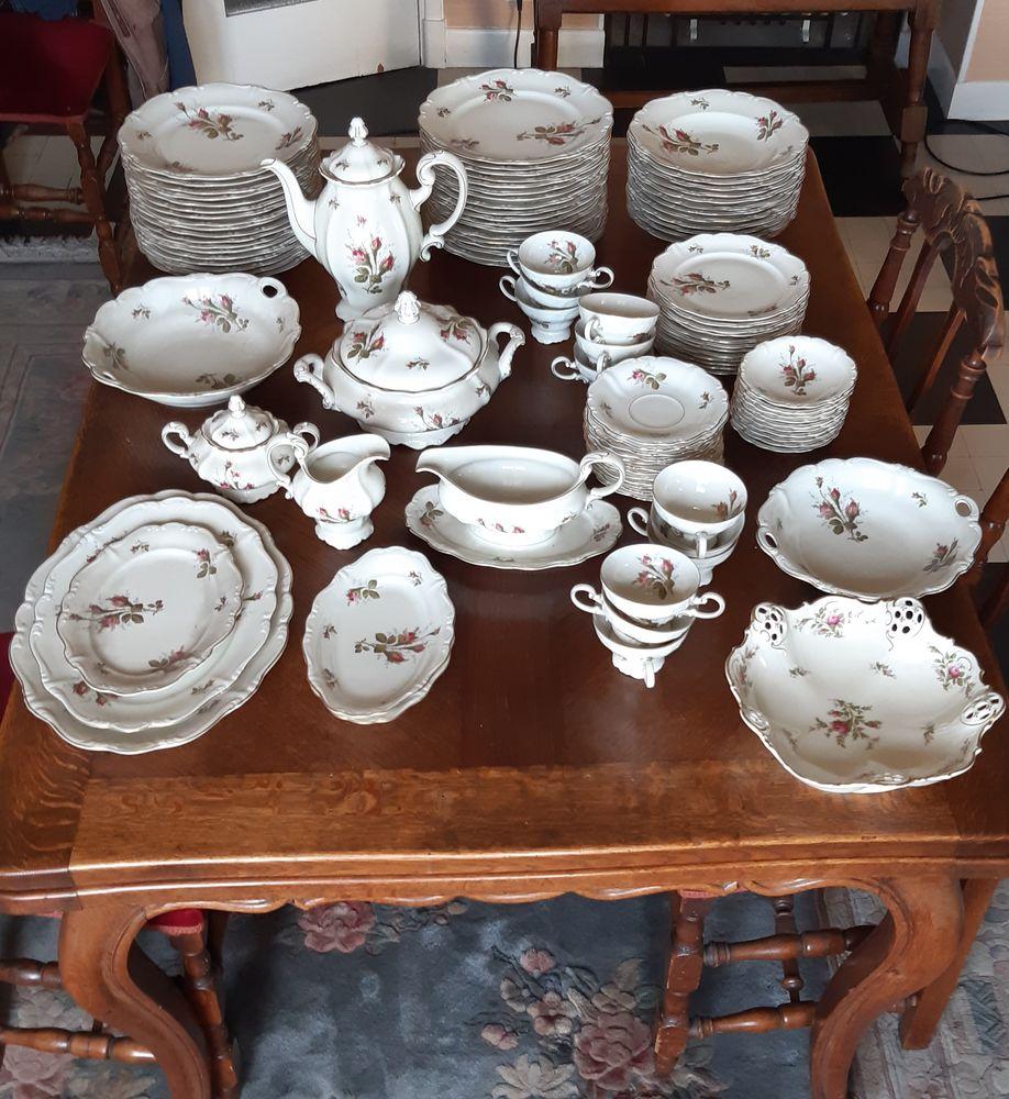 service porcelaine ROSENTHAL POMPADOUR 112 pièces 400 Nice (06)