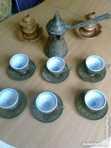 Service à thé + porte bougies - zoe 5 Martigues (13)