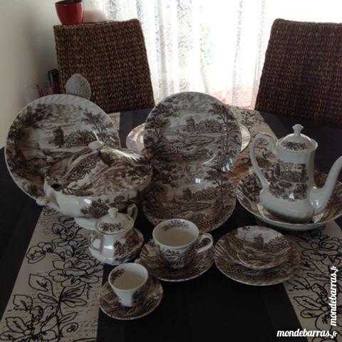 Achetez service de table occasion annonce vente allennes les marais 59 w - Service vaisselle anglais ...