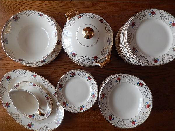 Service de table complet villeroy et boch for Vaisselle de table pas cher