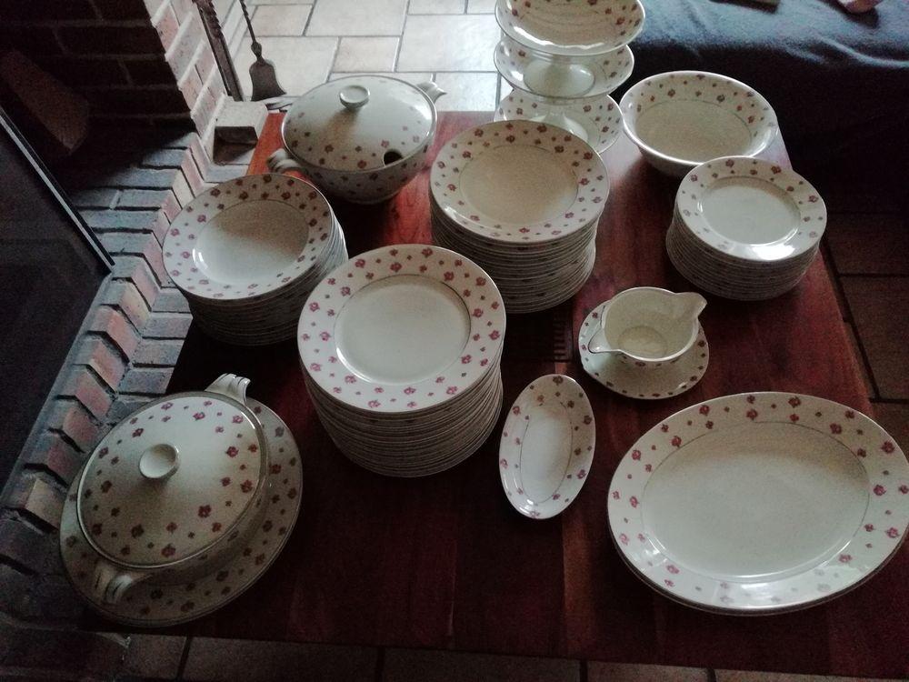 Service de table complet PIRKEN HAMMER en porcelaine 800 Corbreuse (91)
