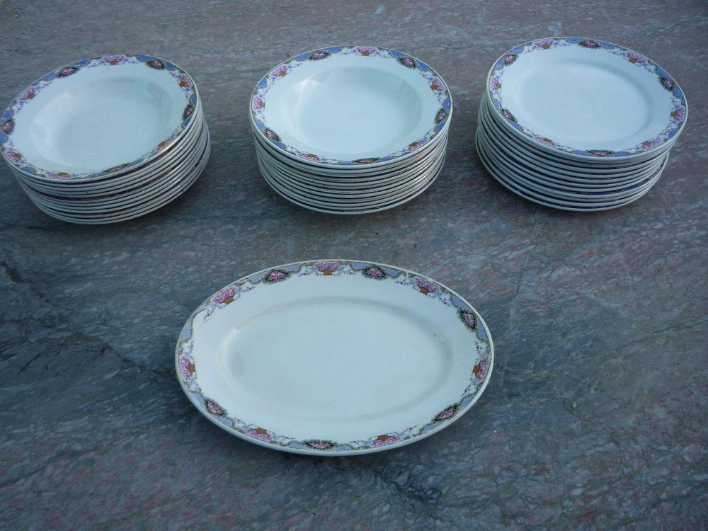 Service table Digoin/Sarreguemines/24 assiettes creuse/12  50 Castres (81)