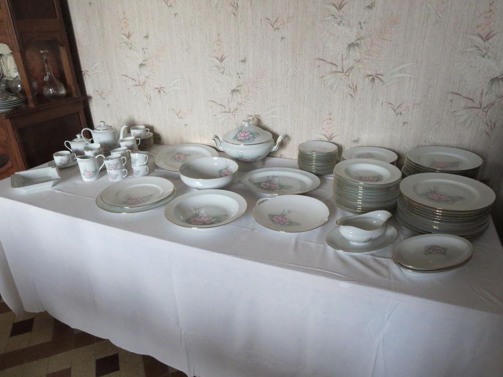 Service de table NEUF complet porcelaine de Limoges 350 Trie-sur-Baïse (65)