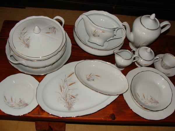 service de table porcelaine de sologne