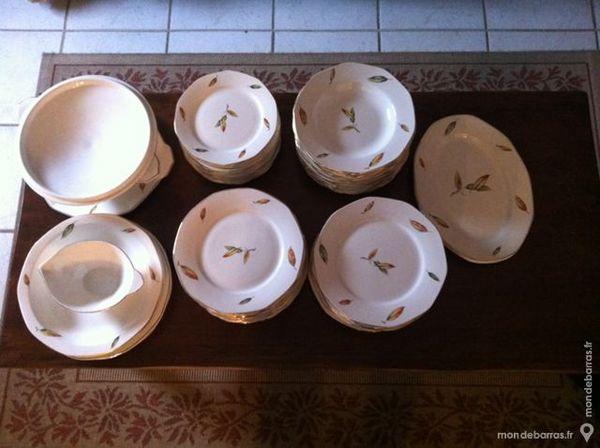 Service de table en porcelaine 90 Aix-en-Provence (13)