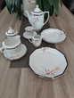 service de table en porcelaine WINTERLING BAVARIA Cuisine