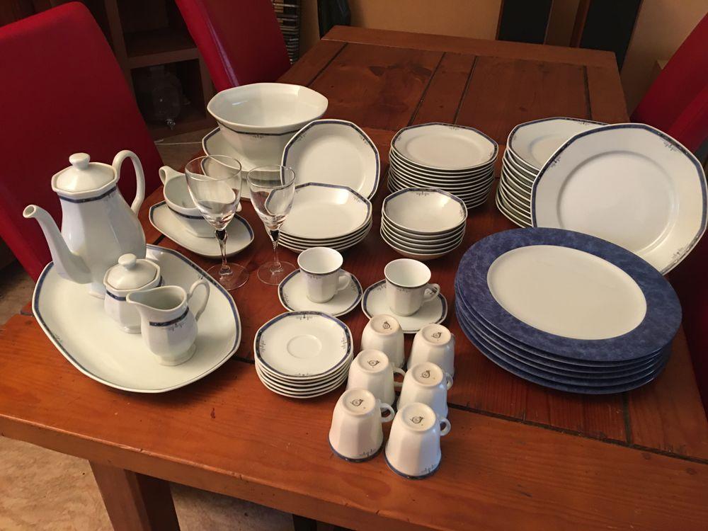 service de table new Rhapsodie bleu porcelaine de sologne 700 Gardanne (13)