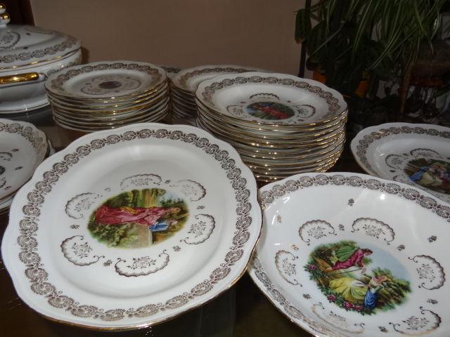 Service de table vaisselle à la française 150 Caluire-et-Cuire (69)