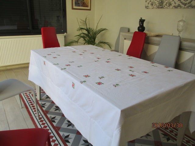 Service de table 130 Castres (81)