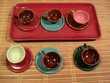 Service 6 Tasses Céramique Kéraluc Quimper