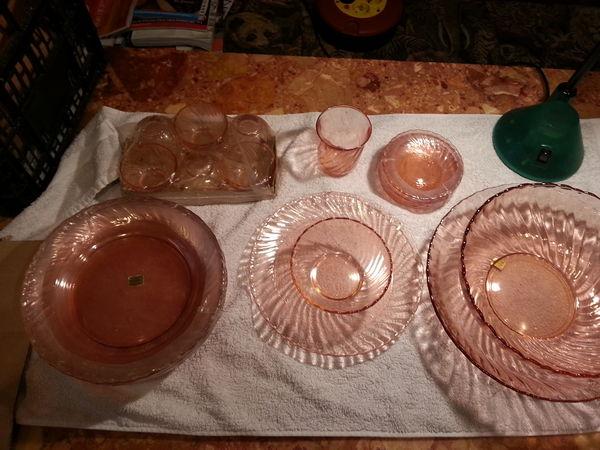 Achetez service vaisselle neuf revente cadeau annonce vente orsay 91 w - Service vaisselle original ...