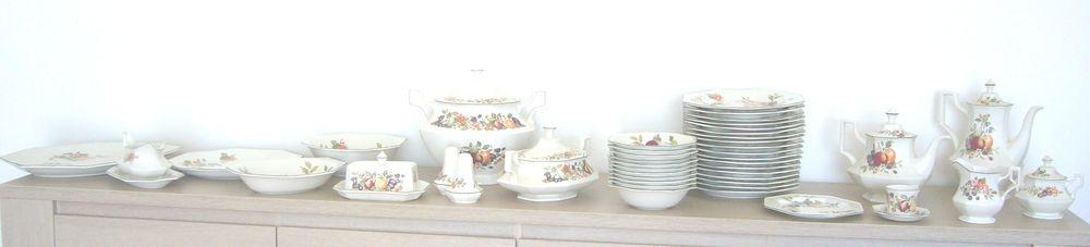 Service a vaisselle ou pièce à l'unité /anglais FRESH FRUITS Cuisine