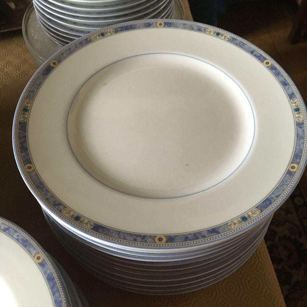 service vaisselle porcelaine 70 Ozoir-la-Ferrière (77)