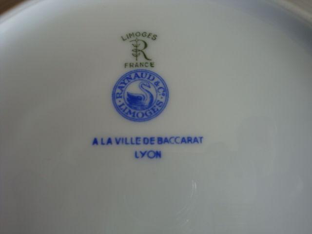 SERVICE A VAISSELLE RAYNAUD 300 Villeurbanne (69)