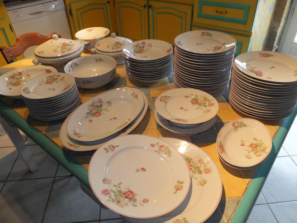 Service vaisselle 120 Saint-Sève (33)