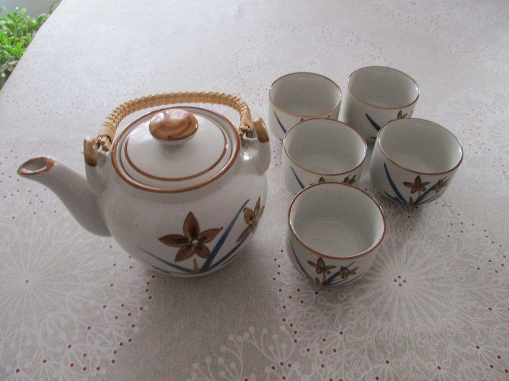 Service à thé 5 Saint-Père (58)