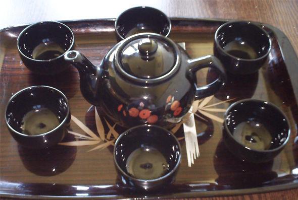 Service à thé 10 Chelles (77)