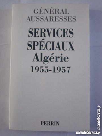 SERVICES SPECIAUX ALGERIE  1955 - 1957 6 Brest (29)