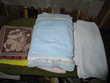 Serviettes éponge toilette