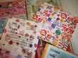 Lot de 420 Serviettes en papier divers motifs Collage Bricolage