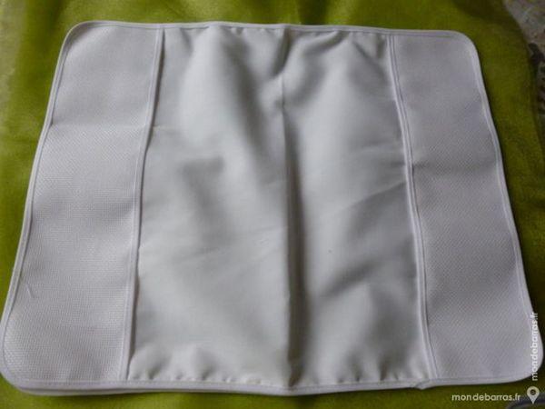 4 Sets de table en tissus pour broderie 18 Goussainville (95)