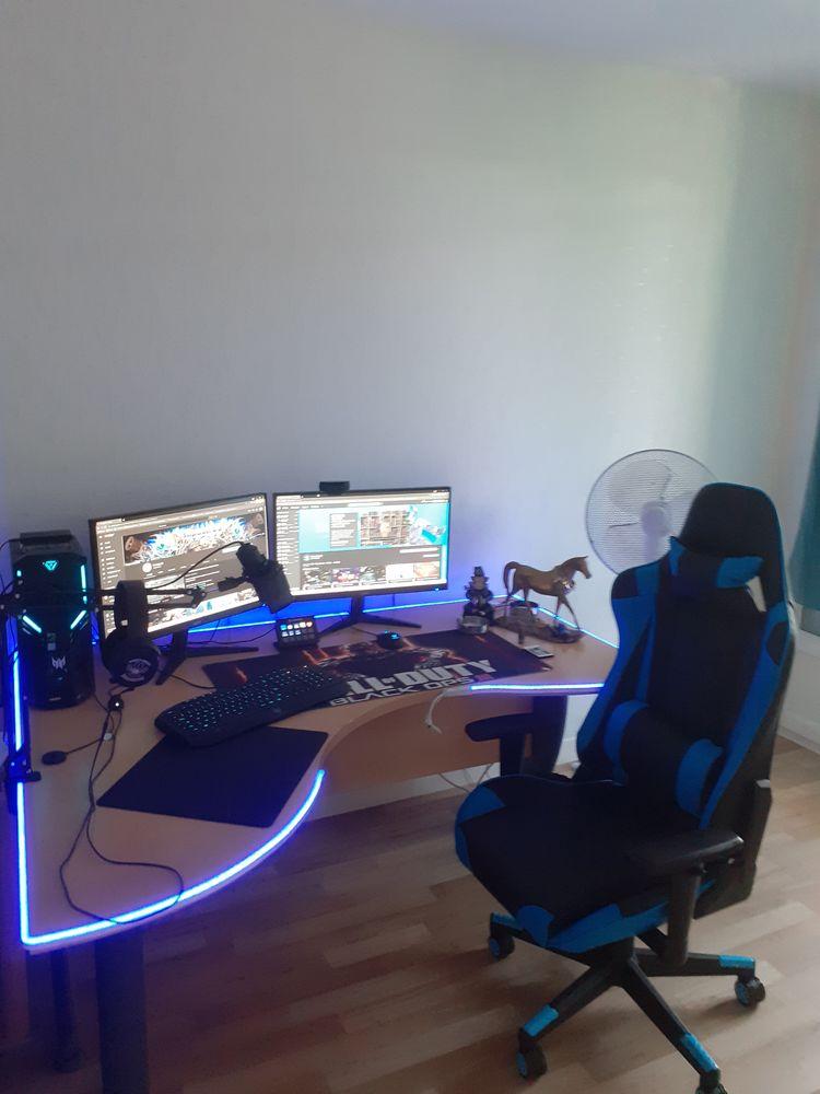 Setup Gaming et Streaming Pro 1700 Poueyferré (65)