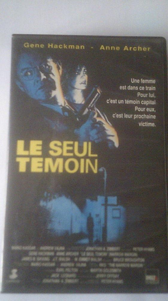LE SEUL TEMOIN avec gene hackman 0 Malo Les Bains (59)