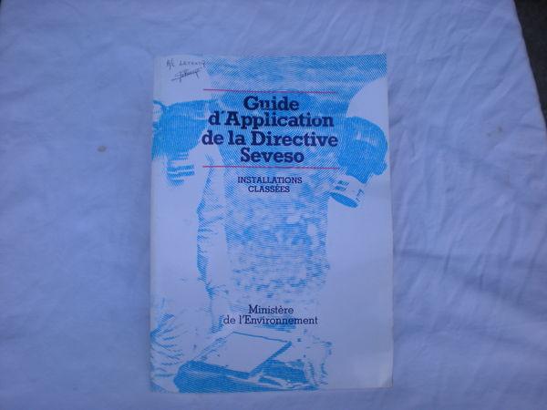 SEVESO LOI DU 19 JUILLET 1976 2 Bailleau-l'Évêque (28)