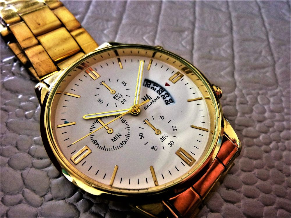 SHAARMS montre homme 2019 ANQ1093 80 Metz (57)
