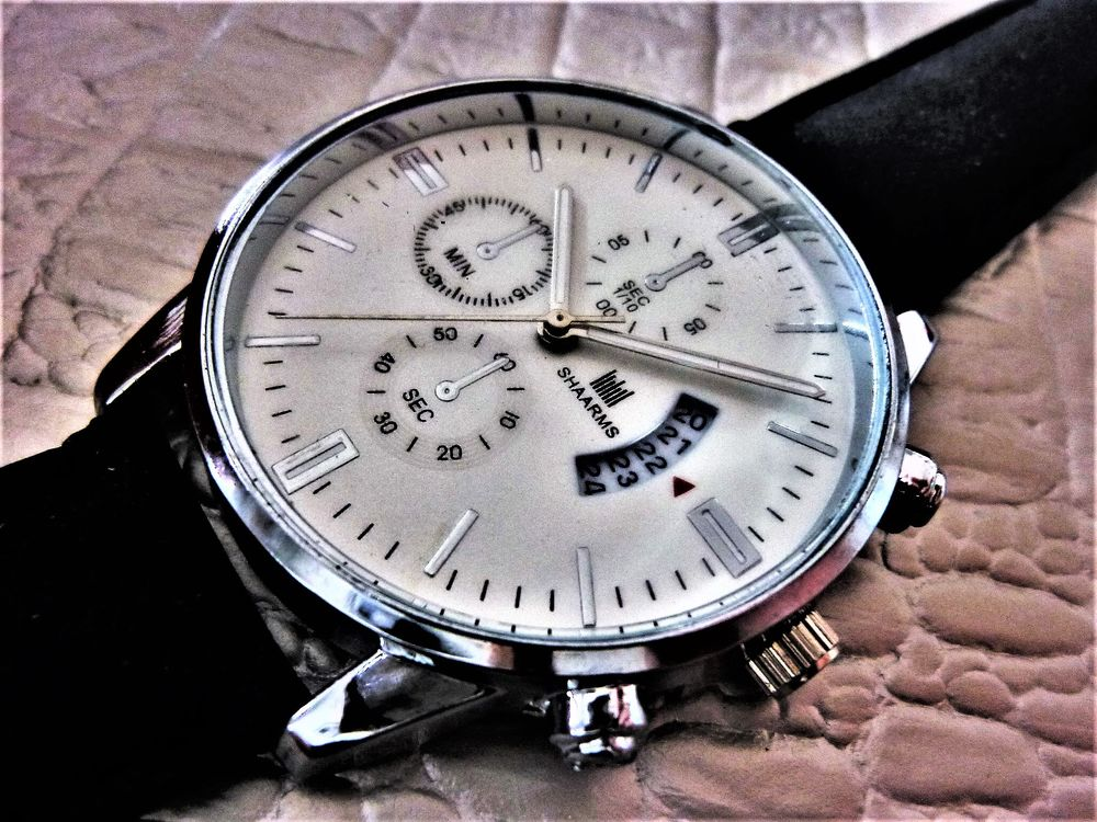 SHAARMS montre homme 2019 ANQ1094 70 Metz (57)