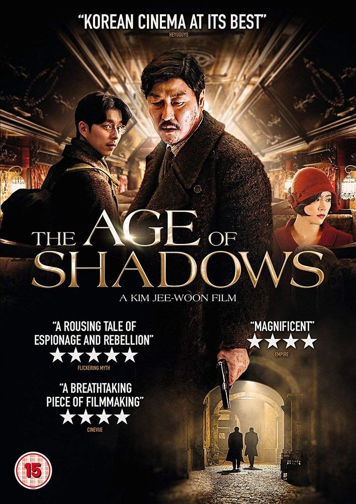 THE AGE OF SHADOWS dvd NEUF DVD et blu-ray