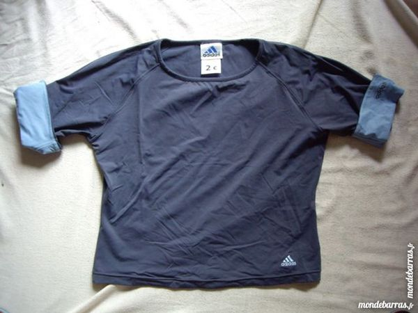 Tee-Shirt Adidas taille 44 2 Bouxwiller (67)