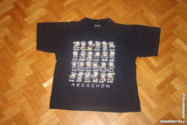 Tee-shirt Arcachon (V7) Vêtements enfants