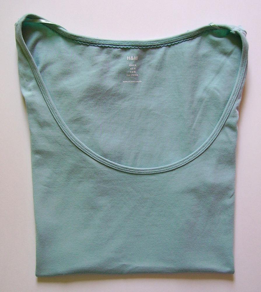 T-shirt Basic H&M M Vêtements