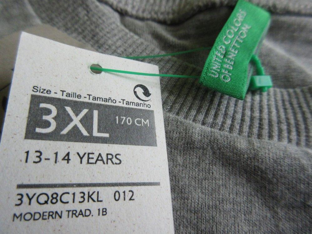 Tee shirt Bénetton 5 Jury (57)