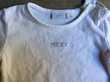 T-shirt blanc Mexx manches longues - taille 74 (9-12 mois)
