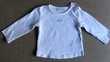 T-shirt blanc Mexx manches longues - taille 74 (9-12 mois) Vêtements enfants