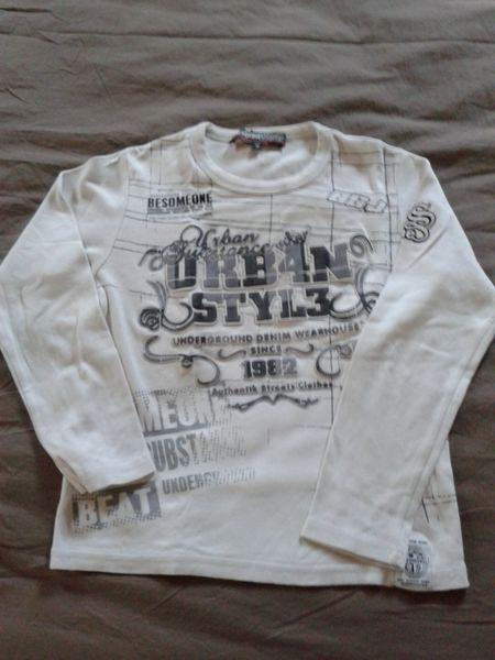 Tee-Shirt Blanc 4 Barentin (76)